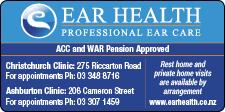 Ear Health Canterbury