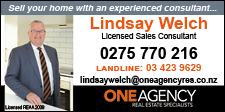 Lindsay Welch - One Agency